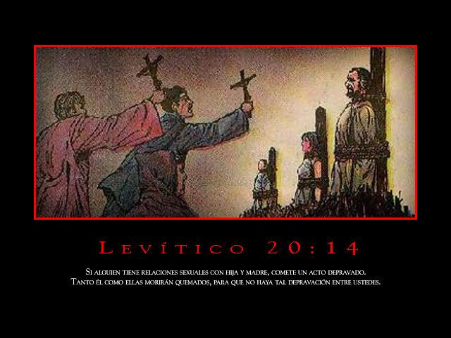 Levítico 20:14