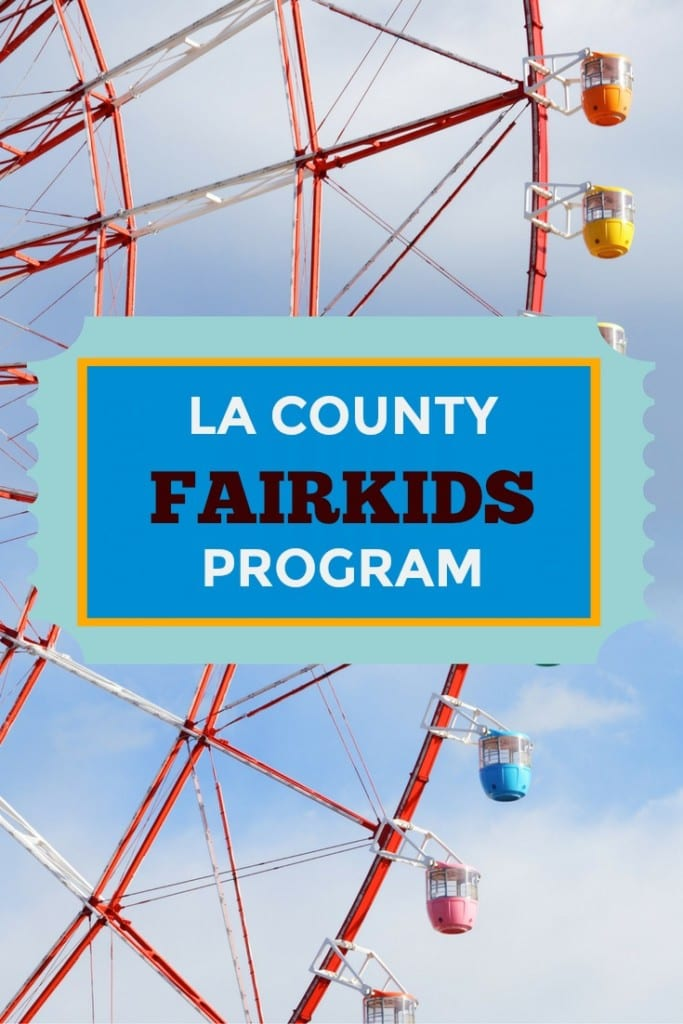 Are you looking for a unique field trip for your homeschool group or classroom? Then check out the LA County Fair's Field Trip Program! The best part is that admission and parking is free for any public, private or homeschooler in preschool – high school. Teachers and chaperones are free as well.