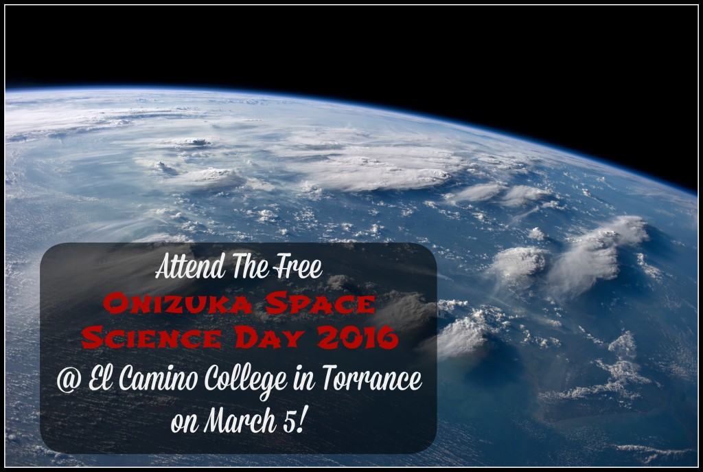 Free Space Science Day at El Camino College in Torrance