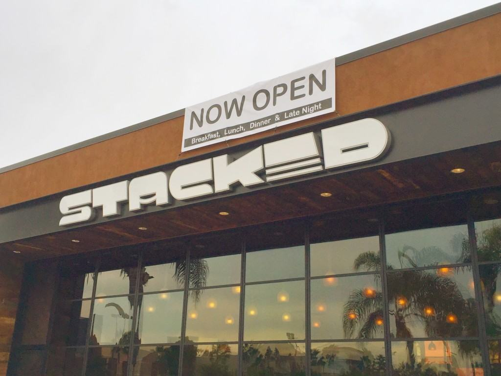 STACKED: Food Well Built