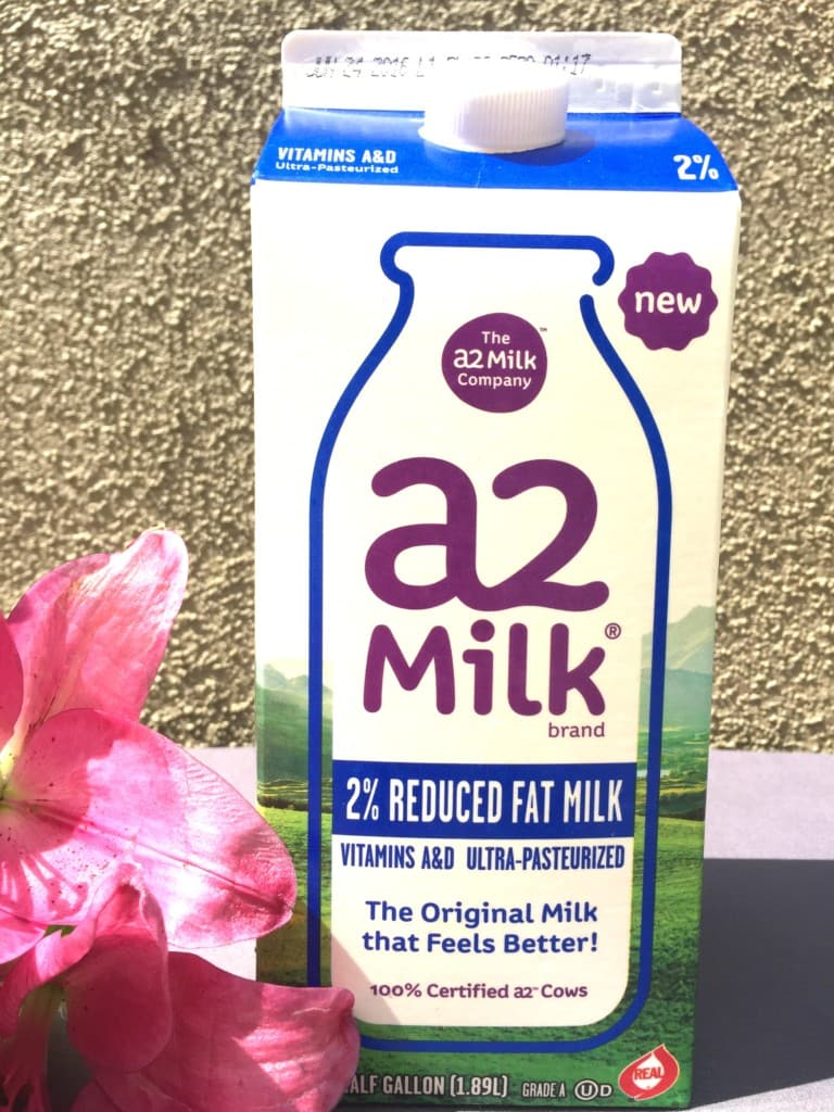 a2 Milk contains no artificial ingredients and is great for those who are sensitive to lactose and other dairy products.