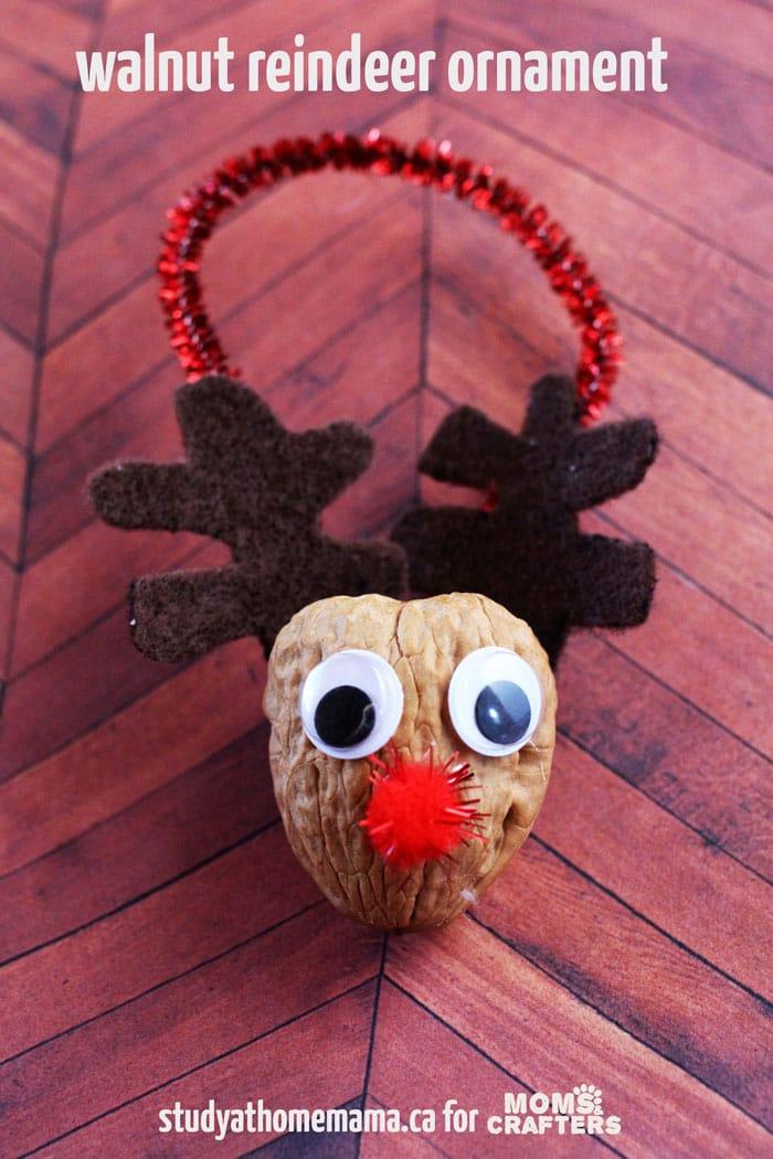 reindeer crafts for preschoolers