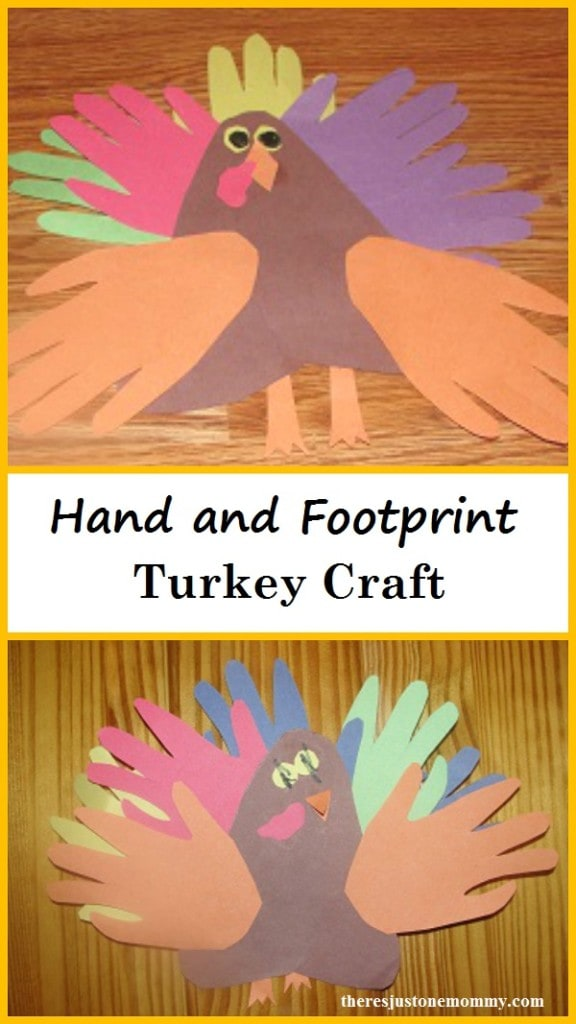 easy thanksgiving crafts for preschoolers