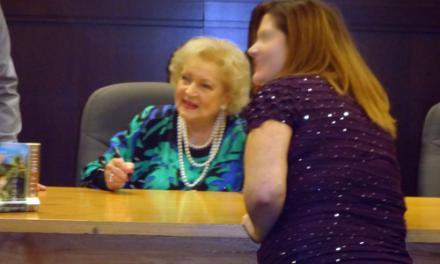 The Night My Kid Met Betty White