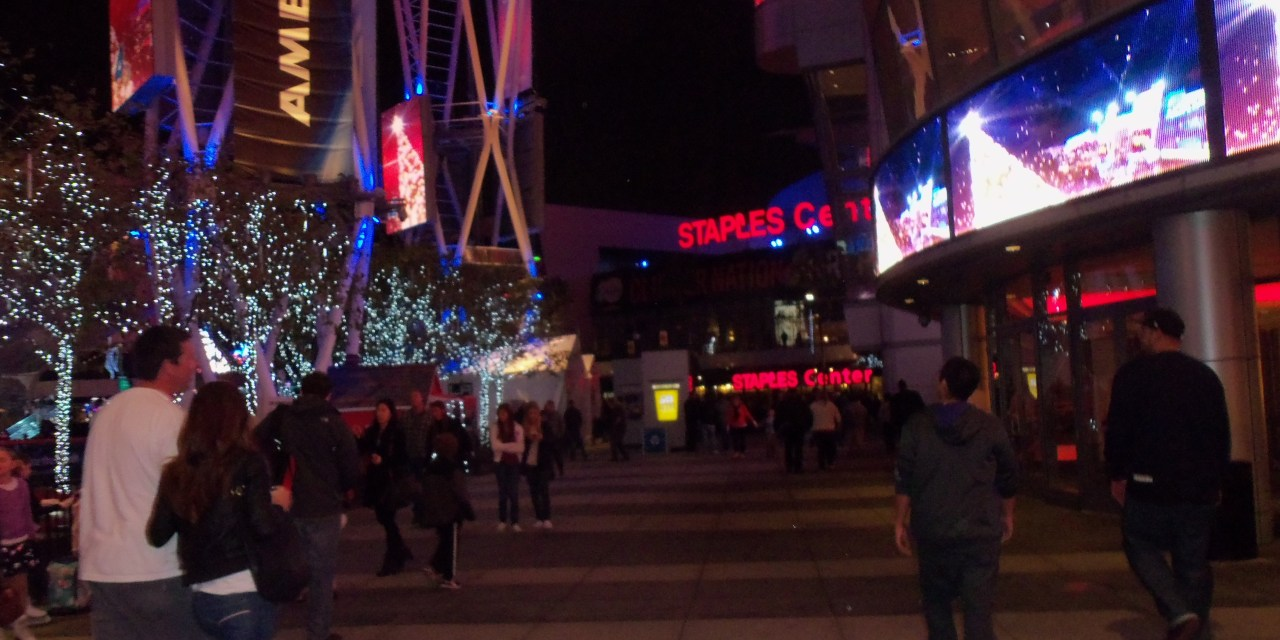 An Evening at LA Live