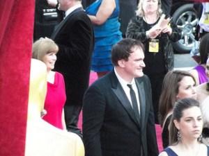 Tarantino at the Oscars