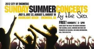 Encinitas Summer Concerts