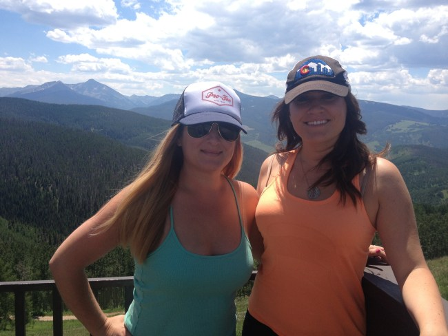 top of vail w chels
