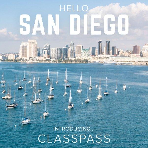 ClassPass San Diego