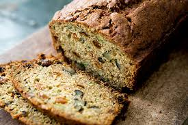 Organic carrot bread