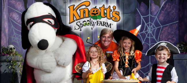 Knotts Spooky Farm