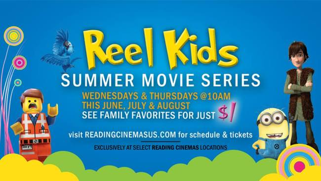 reading cinemas 2016 summer kid movie lineup socal savvy mom