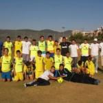 Soccercamraderie
