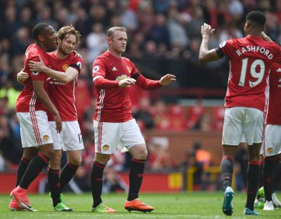 Solid Daley Blind - The Best And The Worst Rated Manchester United Players vs Swansea City ...