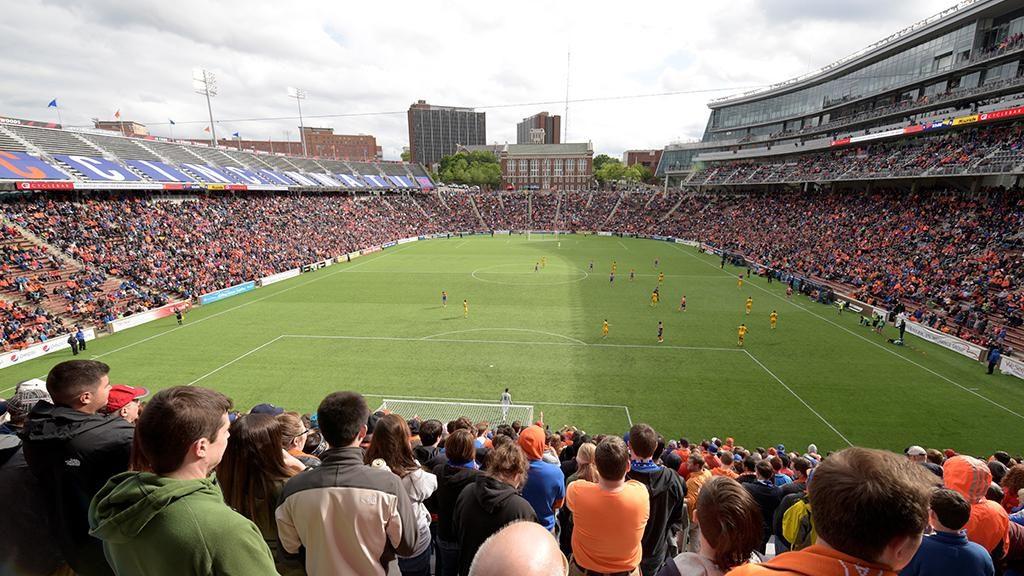 Nippert Stadium Upgrades on Tap - Soccer Stadium Digest