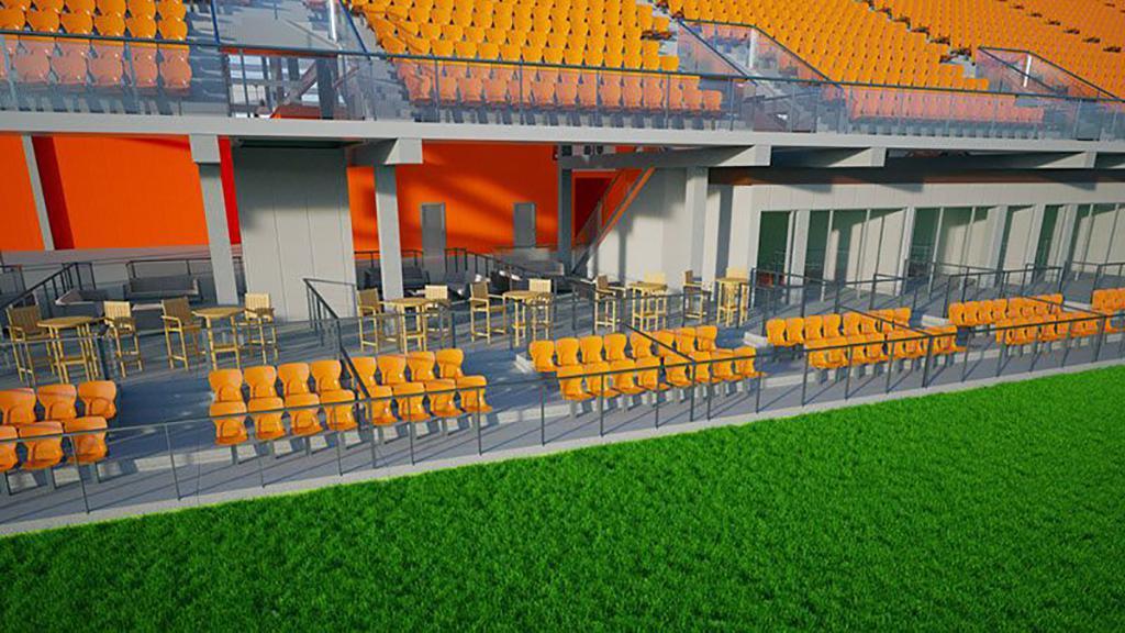 New Rio Grande Valley FC Stadium H-E-B Park - Soccer Stadium Digest