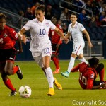 USWNT Face Colombia Tonight