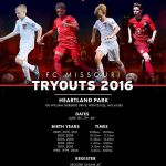 FC Missouri Tryouts 2016