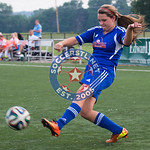 JB Marine Bozesky surprise Lou Fusz Elam in U14 Girls State Quarterfinal match
