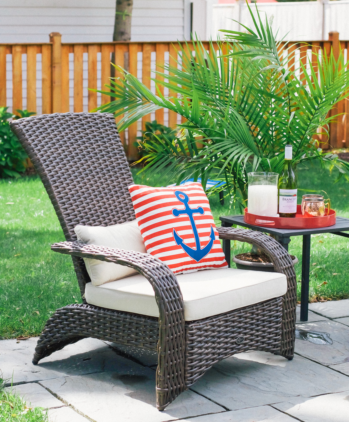 Update Patio With Kmart So Chic Life - Outdoor Furniture Clearance Online