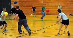 Team Constellix Picks Up the Dodge Ball to Fight Juvenile Diabetes