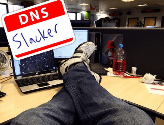 What Type of 'DNS Slacker' are You?