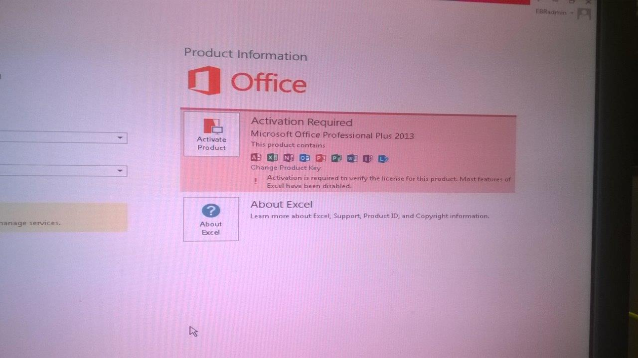 Microsoft Office 2013 Professional Plus Activating Office 2013 Professional Plus Without Internet