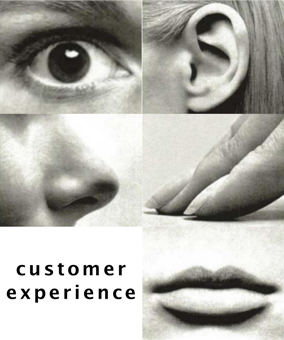 Social Media Powers Customer Experience (1/2)