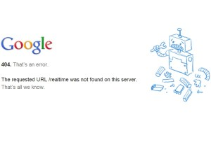Google Realtime Search Put Off, Awaits Renewal of Twitter Deal