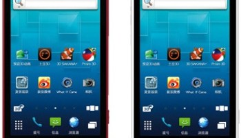 AQUOS PHONE SH80F First Sharp Smartphone To Enter European Market