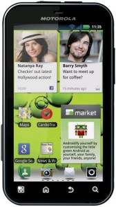 Motorola DEFY+ on pre-order lists in the UK - Motorola DEFY+, Clove UK, Expansys, retail shops