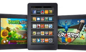 The U.S. Congress want privacy concerns about the Silk browser of the Kindle Fire tablet addressed. Image: Amazon