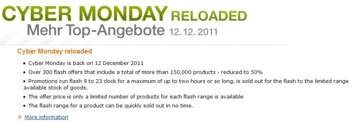 Amazon.de To Slash Nokia Lumia 800, Motorola RAZR Prices Today - Cyber Monday Reloaded, Amazon.de, Amazon Germany, Nokia Lumia 800 discount, Motorola RAZR discount