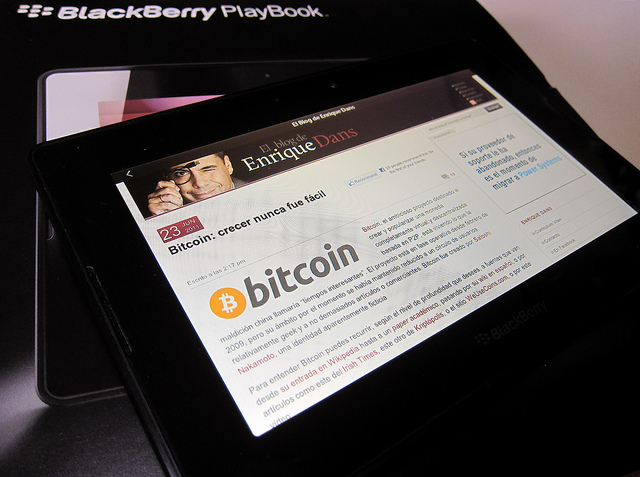The BlackBerry PlayBook OS 2.0 is now available via over-the-air update. Image: edans / Flickr (CC)