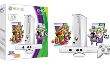 4GB Xbox 360 Kinect bundle, $99, GameStop, Best Buy,