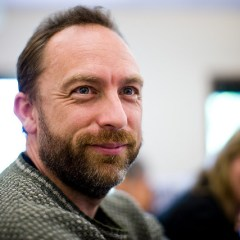 Jimmy Wales Bombards UK's Communications Data Bill, Will Encrypt Wikipedia