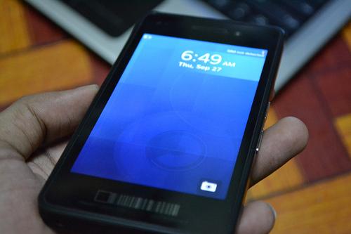 RIM Unveils BlackBerry 10 Dev Alpha C Handset For Developers
