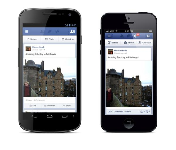 Facebook Adds Share Button To Android, iOS, And Facebook Mobile