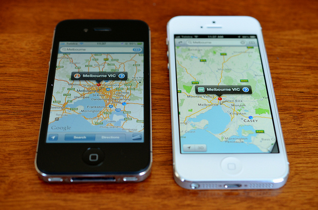 Google Maps For iOS Release Draws Near