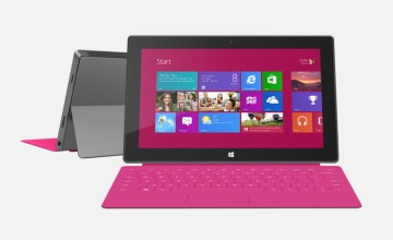 Microsoft Surface With Windows RT Receives Firmware Update