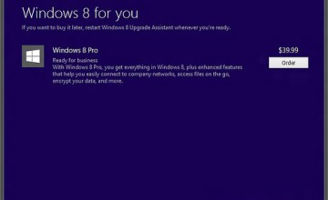 Microsoft Sells 40 Million Windows 8 Licenses in 30 Days, Outperforms Windows 7