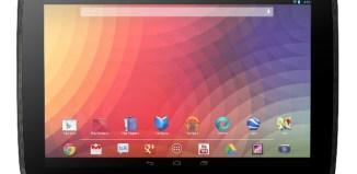 Samsung, Google Unveil Nexus 10 Tablet With World's Highest Resolution Display