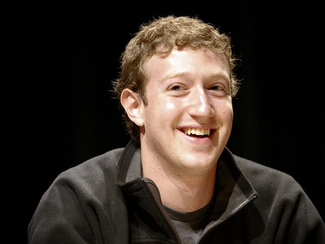 Facebook, Mark Zuckerberg, donation