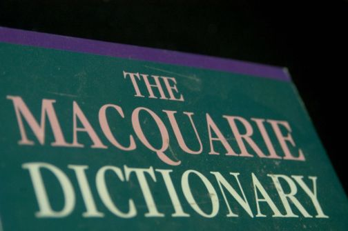 Macquarie Dictionary holds word of the year 2012. (Image: via topnews.in)