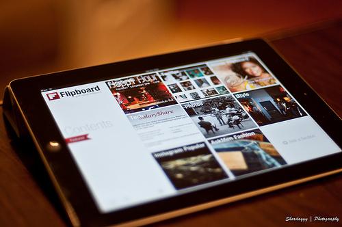 facebook mobile news reader flipboard