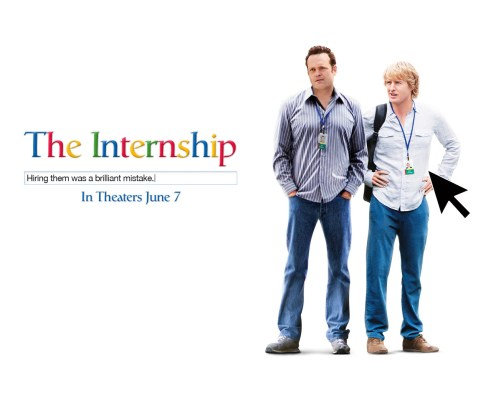 the internship google movie