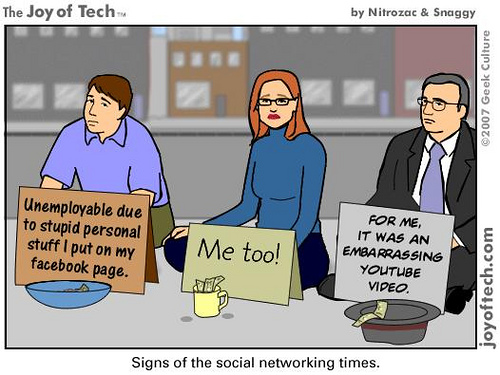 The following are social media mistakes that businesses should never do. (Image: KiwiFlitter (CC) via Flickr)