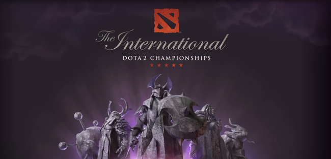 Dota 2 International 2014 eSports Event
