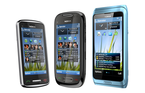 Microsoft Nokia Symbian Android Windows Mobile OS Phone Devices