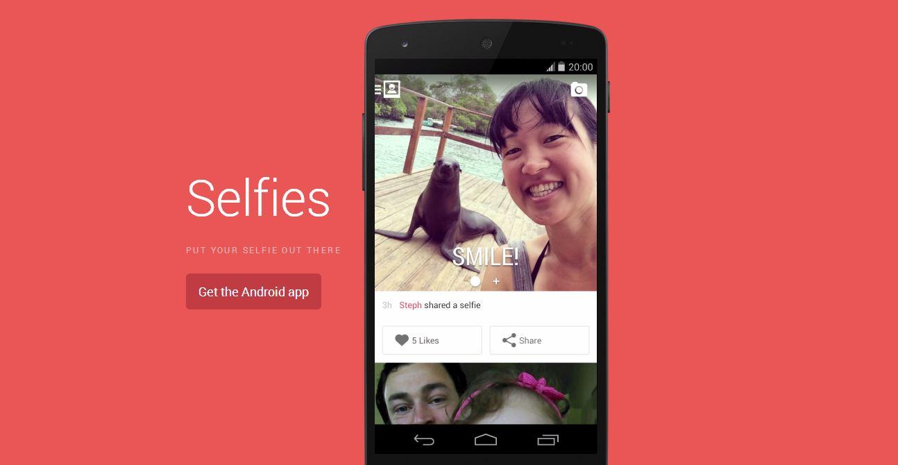 New Selfies App By Creators Of Wordpress